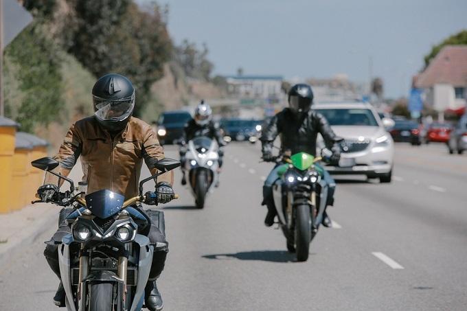 Le moto Energica presenti al Tesla Revolution 2017