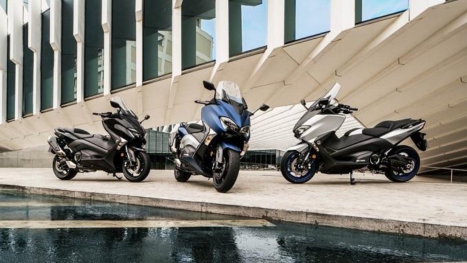 Yamaha presenta la gamma di accessori per i nuovi T-Max e X-Max 300