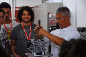 Fondazione Ducati con Fisica in Moto per l'orientamento universitario