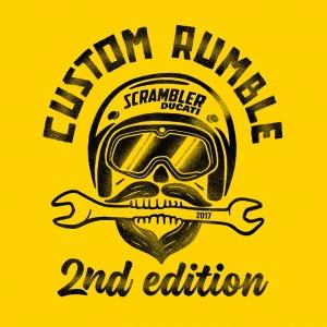 Custom Rumble: torna il contest internazionale dedicato a Scrambler