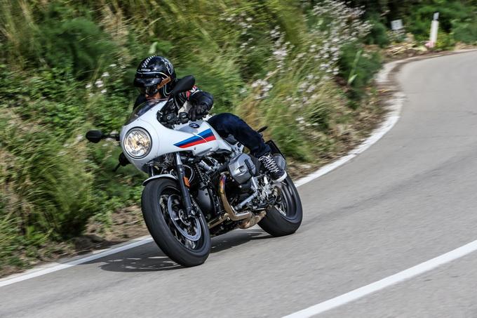 BMW R nineT test ride 2017