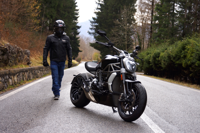 Ducati XDiavel S, equilibrio e potenza [VIDEO PROVA SU STRADA]
