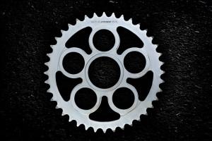 PBR ha messo a punto la versione in acciaio C45T per le moto Ducati