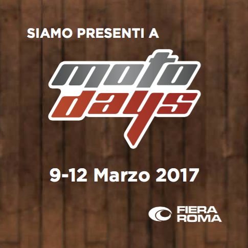 KYMCO al Motodays 2017