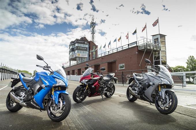Suzuki, in listino debuttano la V-Strom 1000 2017 e la GSX-S1000A/FA 2017