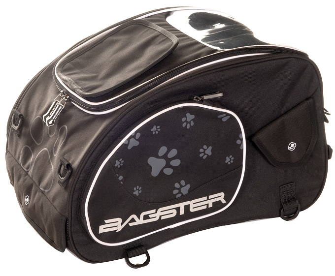 Bagster presenta Puppy: Una borsa per trasportare in moto gli amici a quattro zampe