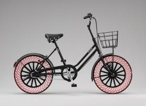 Bridgestone sviluppa la nuova generazione di pneumatici per biciclette grazie alla tecnologia Air Free Concept