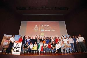Dakar WORLD TOUR, presentata l'edizione 2018 del mitico rally raid