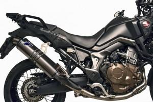 Termignoni forgia la nuova serie di scarichi per Honda CRF 1000L Africa Twin