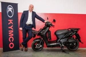 Guido Briocchi in viaggio con KYMCO Agility Carry 125