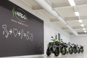 Energica Motor approda a Milano con un nuovo partner commerciale