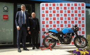 SWM MOTORCYCLES è Official Partner di F.C. INTERNAZIONALE