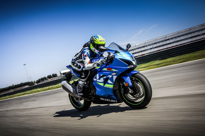 "Suzuki GSX-R 1000, ""The King is back"" non solo nello slogan! [VIDEO PROVA IN PISTA]"