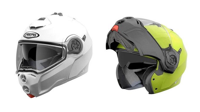 Caberg Droid, linee aggressive e spiccata personalità per il moto turista più esigente