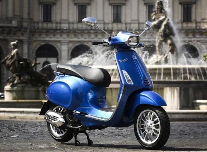 Vespa è un'opera del disegno industriale e marchio iconico dell'azienda