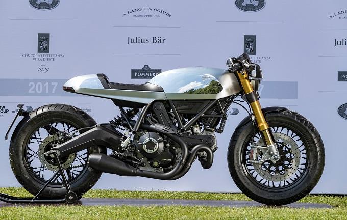 Ducati vince due premi al Concorso d'Eleganza Villa d'Este