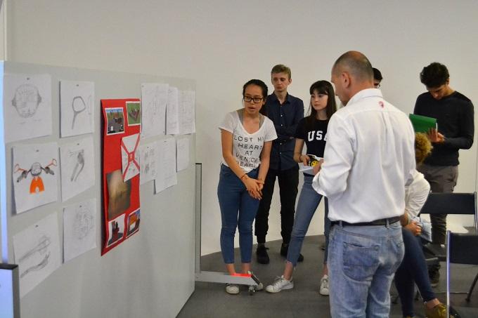 Ducati è partner del primo corso di Design del Liceo Malpighi