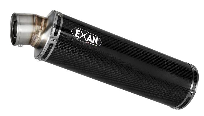 EXAN - X-GP Carbonio (Tondo Classico) (Me-Re)