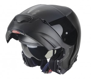 Scorpion Exo 3000 Air, è il nuovo casco modulare con calotta in fibra superleggera Ultra-TCT