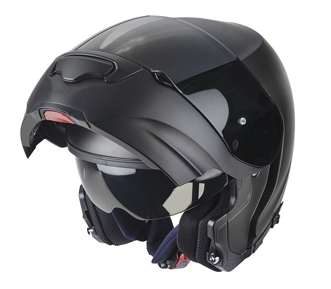 Scorpion Exo 3000 Air, è il nuovo casco modulare con calotta in fibra superleggera Ultra-TCT