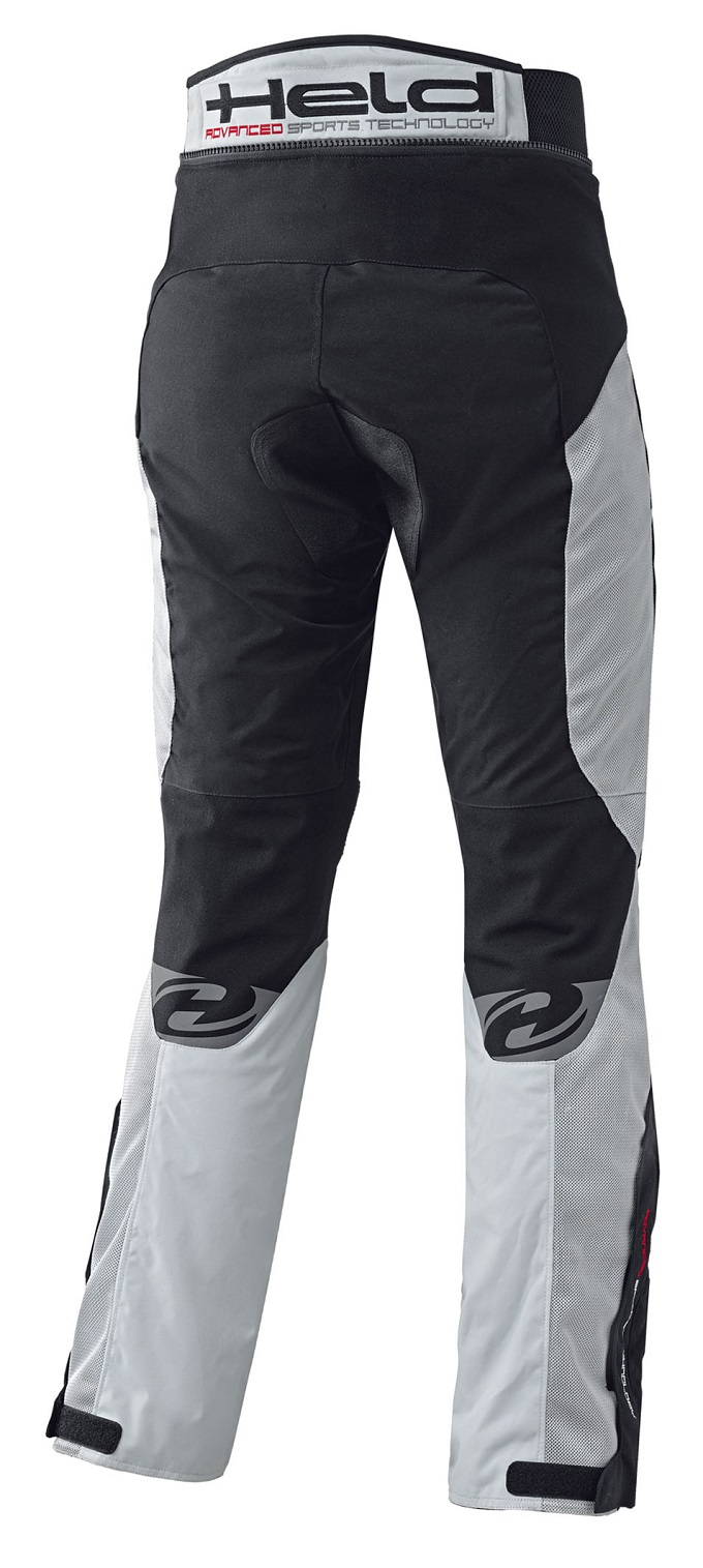 HELD - VENTO (Pant.Touring)-Nero (Back) (6665)