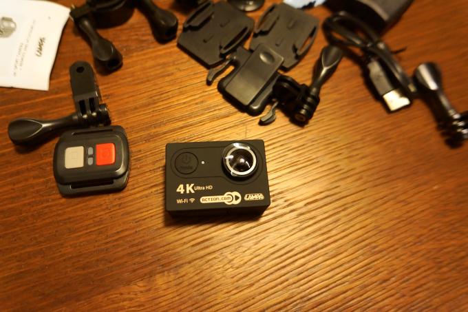 Lampa Action-Cam 3 4K, la qualità delle grandi, il prezzo no [RECENSIONE e VIDEO]