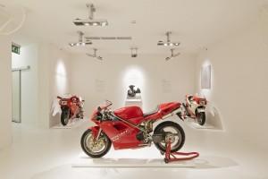 Museo Ducati aperto anche la domenica per tutta l'estate