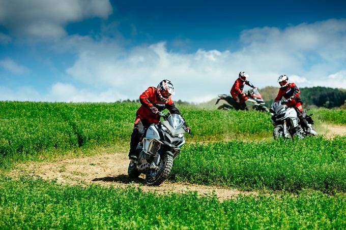 DRE Enduro Academy 2017: torna la scuola guida Ducati dedicata all'off-road