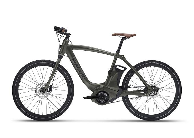 Piaggio We-Bike è protagonista a Bike Up