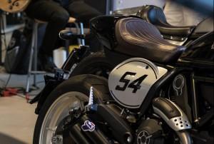 Ducati inaugura a Milano il nuovo Scrambler Camp