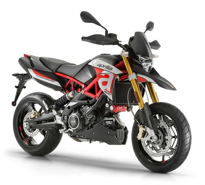 Aprilia è l'azienda più innovativa nella categoria Moto/Scooter