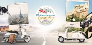 DJANGO ADVENTURE: Una serie di Road Trip sulle strade più belle del Mondo