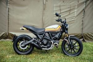 Due novità Scrambler Ducati a Wheels and Waves