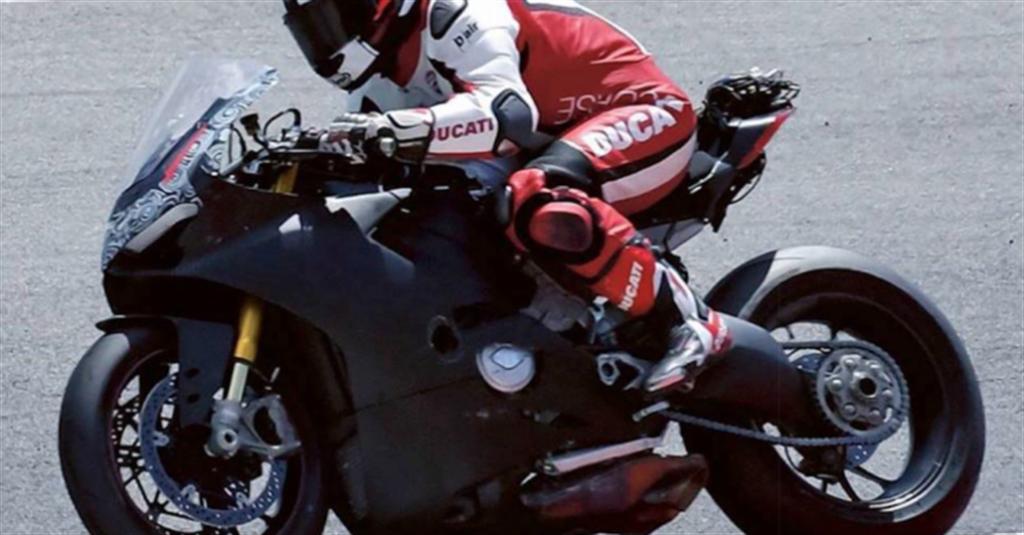 Nasce la Ducati Superbike V4
