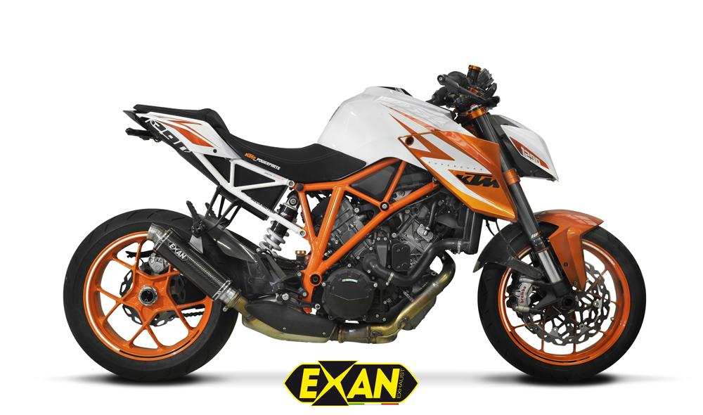 Exan e KTM Super Duke 1290R