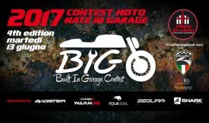 B.I.G. Built In Garage Contest il 13 Giugno da Ciapa la Moto