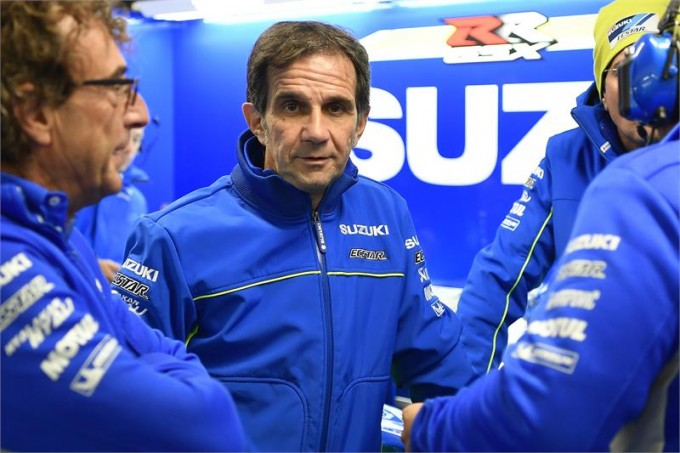 MotoGP | Suzuki, intervista esclusiva a Davide Brivio al Mugello