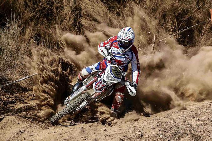 Steve Holcombe Allunga Nella Classifica Della Enduro GP