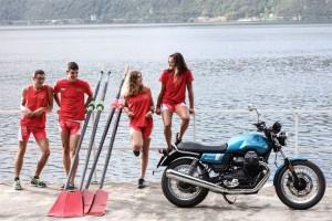 Moto Guzzi e la Canottieri Moto Guzzi, rinnovata storica collaborazione
