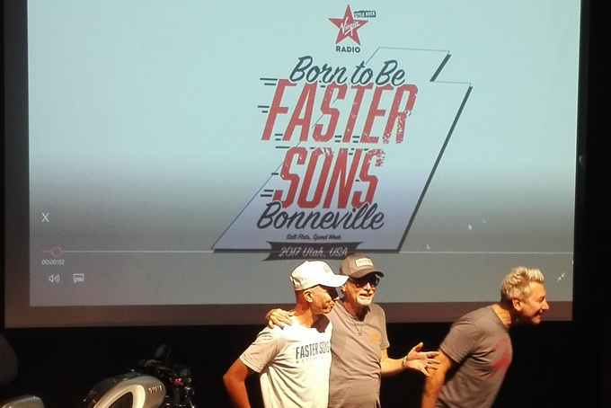 Born To Be Faster Sons, un nuovo progetto intorno alla Yamaha XSR900