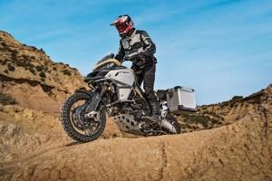 La Ducati sempre più internazionale con la Multistrada Enduro Pro