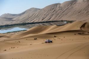 La Dakar guarda alla Cina