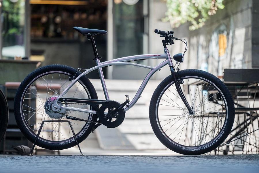 Moto Morini ritorna al passato, con una E-bike