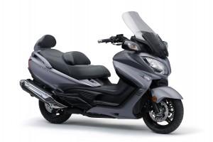 Nuovo Suzuki Burgman 650: Rinasce con un occhio di riguardo all'ambiente
