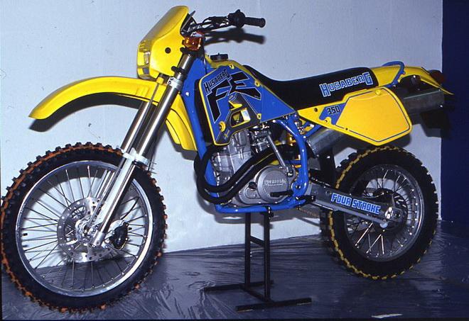 1993 FE 350 EXPO