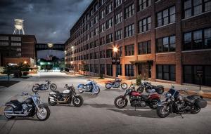 Harley Davidson: 8 nuovi modelli per celebrare i 115 anni di attività