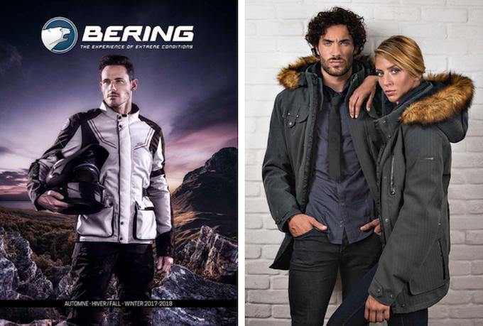 Collezione Bering 2017-18