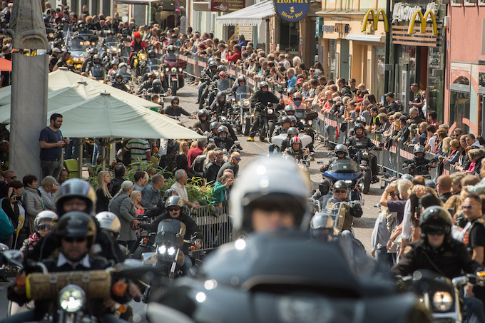 European Bike Week: rock e motori per una festa da 125.000 persone