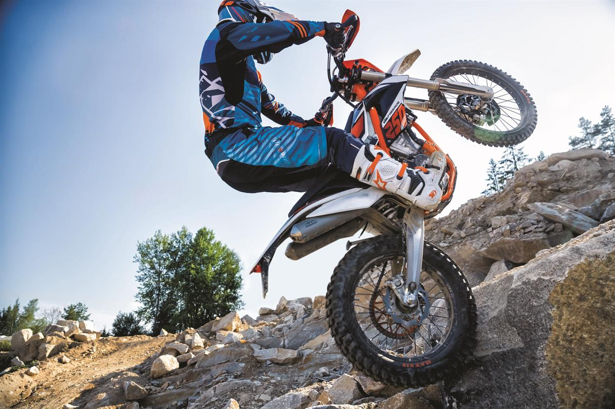 KTM FREERIDE 250 F MY 2018_Action_01