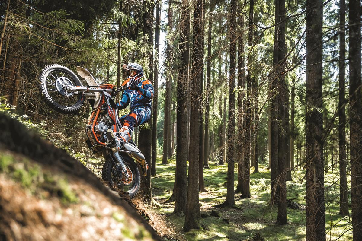 KTM FREERIDE 250 F MY 2018_Action_02